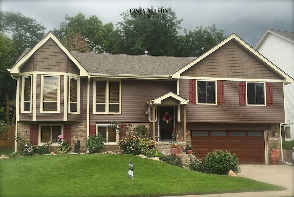 Omaha Exterior Remodel Casey Nelson Exteriors