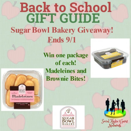 Bakery Giveaway banner