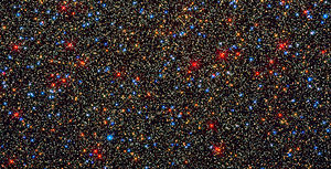 Globular star cluster Omega Centauri (NGC 5139...