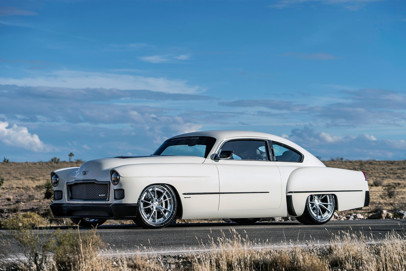 Ringbrothers Unveils 1948 Cadillac With Ats V Bits
