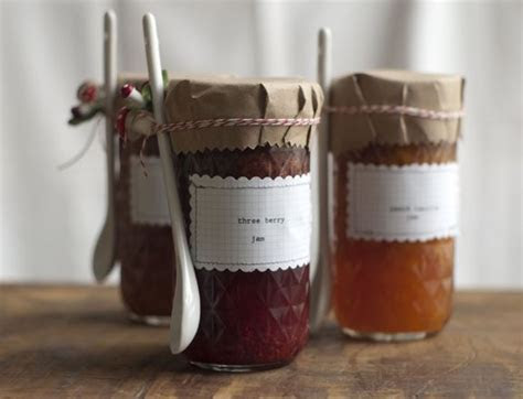 Jam packaging   Cooking   Pinterest   Jars, Homemade and