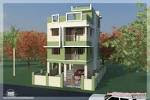 House Front Elevation Designs In India