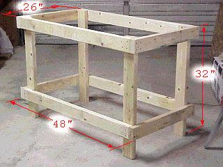 Work Bench Plans – The DIY Build For All Your Projects | ejyjususow