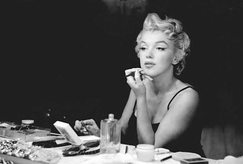 Marilyn Monroes Look Make Up Haare Modestil Retrochicks