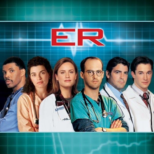Throwback Tonton Drama Siri ER di Astro Hits