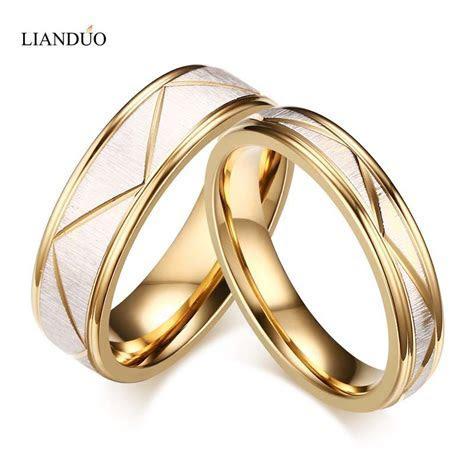 Online Get Cheap Matching Wedding Bands  Aliexpress.com