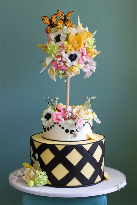 16 Beauty Spring Wedding Cakes ? Party Theme Idea For My
