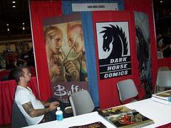 100_8229 Dark Horse Booth