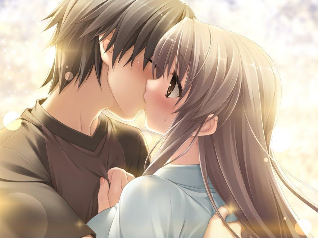 Cute Anime Couple Anime Photo 39450518 Fanpop