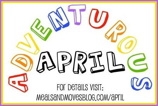 adventurous april