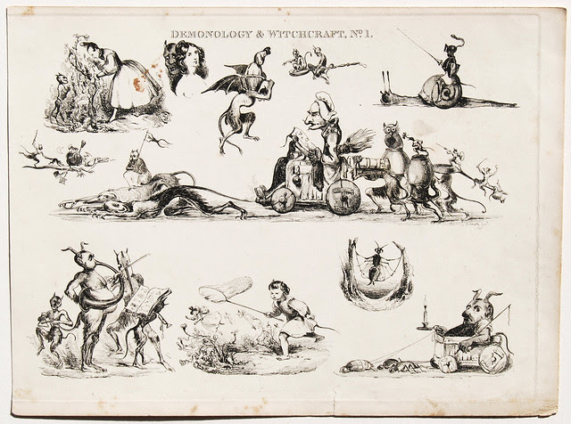 Henry Heath - Demonology and Witchcraft No.1 (1834-1840)
