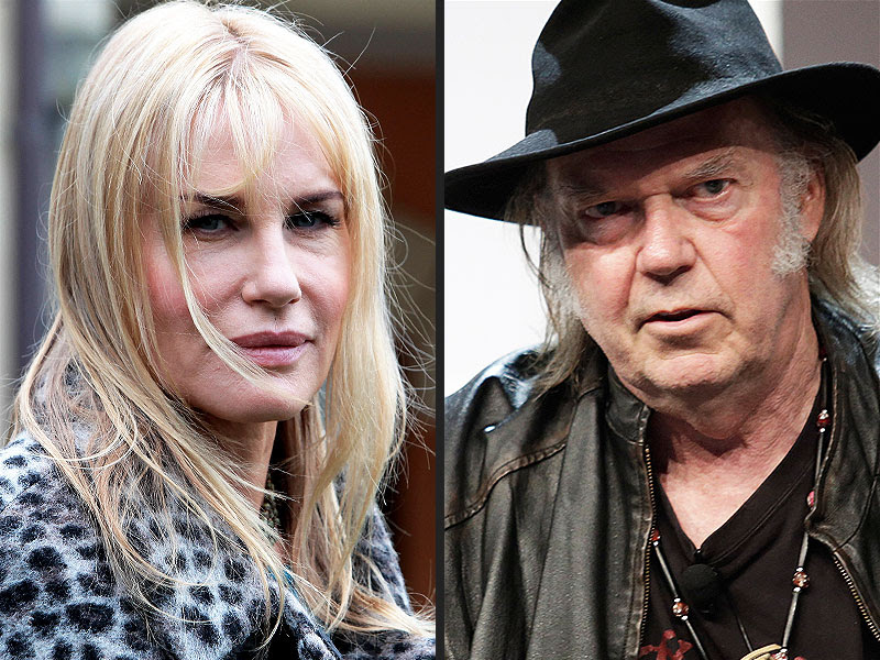 Daryl Hannah and Neil Young Have Been Dating 'For Months,' Says Source