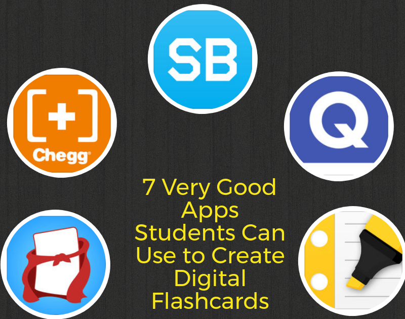 Some Good Apps for Creating Digital Flashcards | Educational
