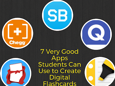 Helpful Apps to Create Digital Flashcards