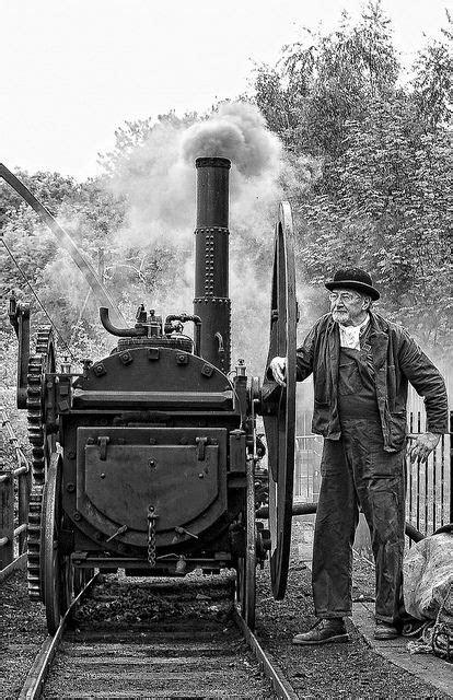 The Engineer | Old trains, Locomotive, Steam locomotive