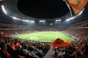 На Донбасс Арене разыграют 100 билетов на матчи Евро-2012