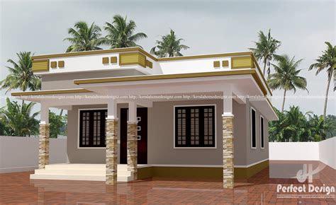 simple contemporary home design kerala home design