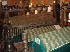 Makam2 Sultan Suleyman dan keluarga, Istanbul, Turkey