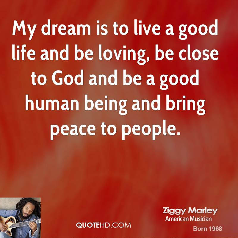 Ziggy Marley Peace Quotes Quotehd