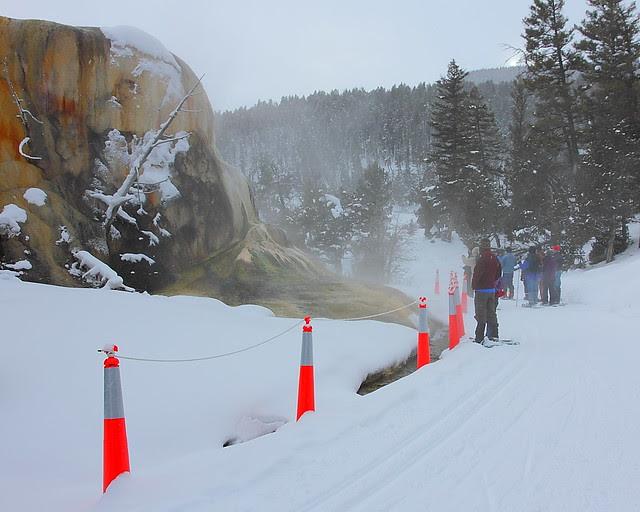 IMG_5627 Snowshoeing