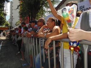 Três mil pessoas acompanharam desfile cívico em Natal (Foto: Igor Jácome/G1)