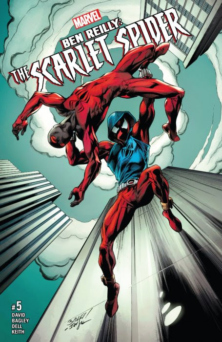 Ben Reilly - Scarlet Spider #5