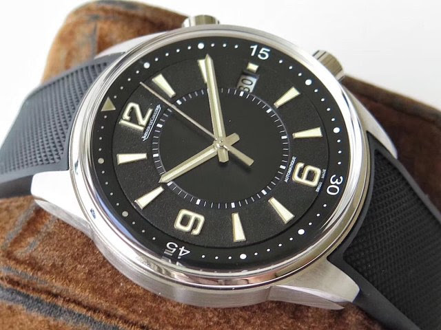 Z Factory Replica Jaeger LeCoultre Polaris with Rubber Band