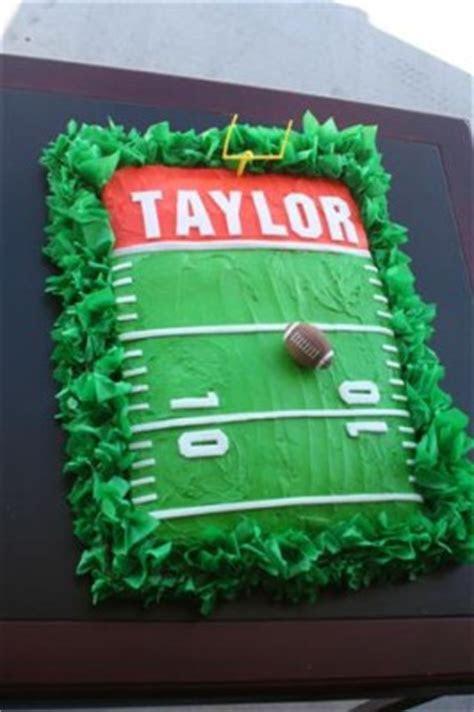 Football Team Spirit Birthday Party Theme   Pigskins