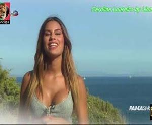 Carolina Loureiro sensual