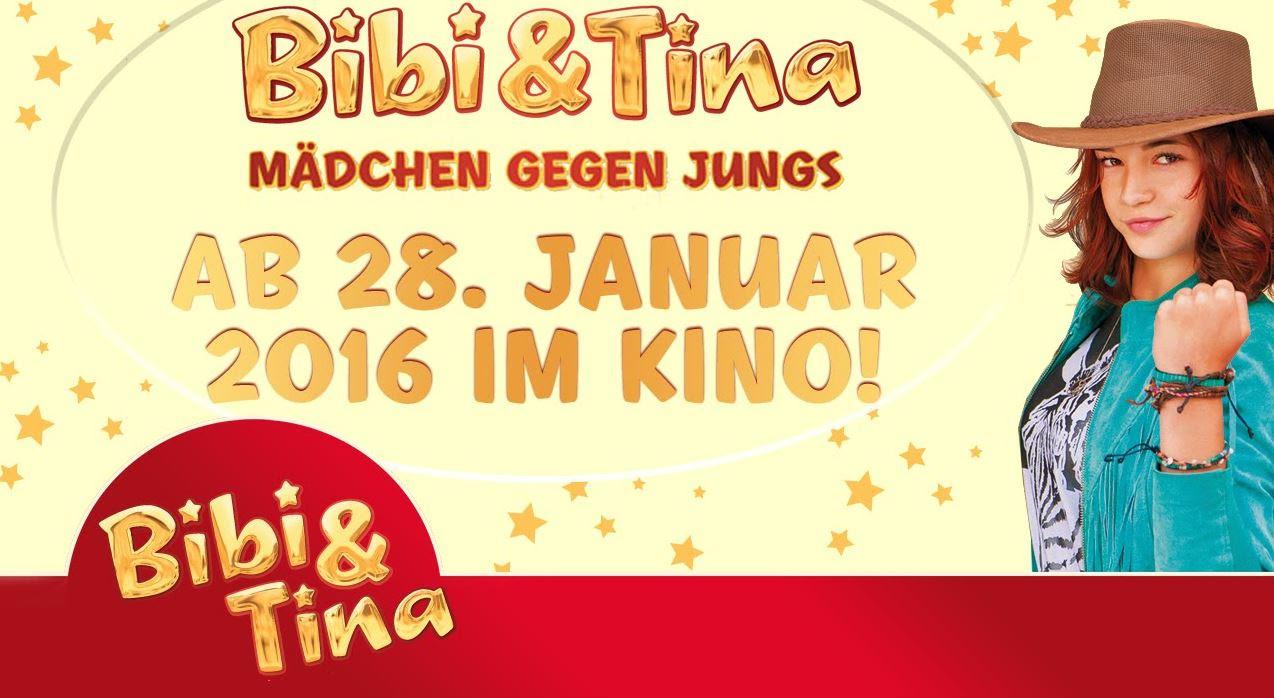 Bibi und Tina 3 Mädchen gegen Jungs im Stream online sehen Hier geht es