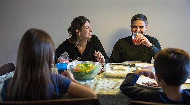 Rogério Pezzutto e Carol Gomes aproveitaram o nascimento da filha para adotar hábitos mais saudáveis