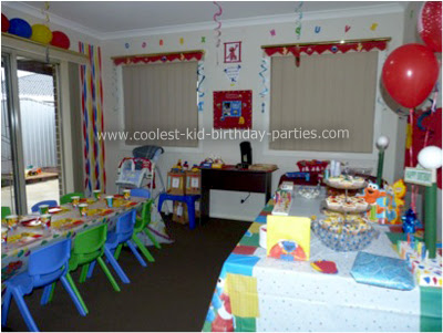 Girls Birthday Party Ideas On Coolest 1st Sesame Street Decorations