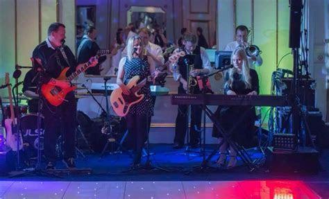 See Pulse Wedding band in Glasgow & Ayrshire