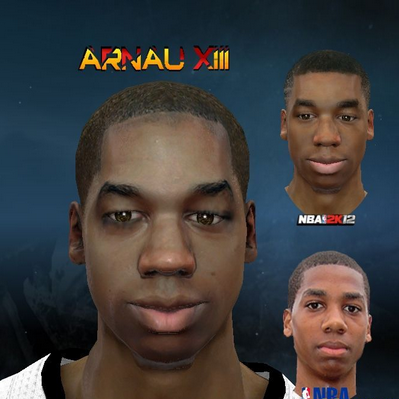 Download NBA 2K12 Hassan Whiteside Cyberface Patch PC