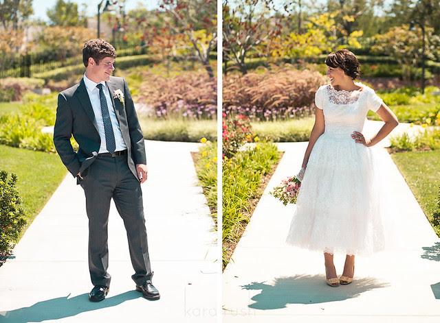Vintage Mormon Wedding Newport Beach-1