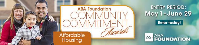 ABA Community Commitment Awards