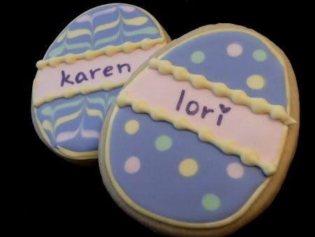 eggs names karen