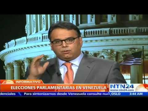 "DIEGO ARRIA: RÉGIMEN DE NICOLÁS MADURO ESTÁ EN ""ETAPA TERMINAL"""