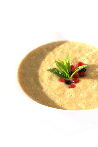 Zuppetta rabarbaro