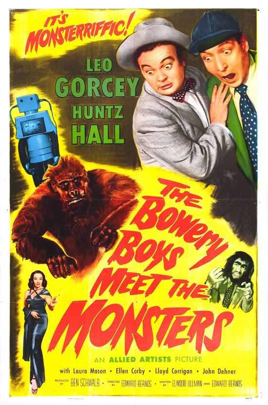 affiche vintage film horreur 1950 13 Affiches de films dhorreur des années 50  design
