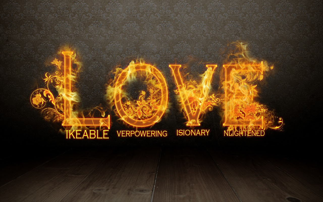 Fire Love Quotes Hd 1280800 High Definition Wallpaper Daily