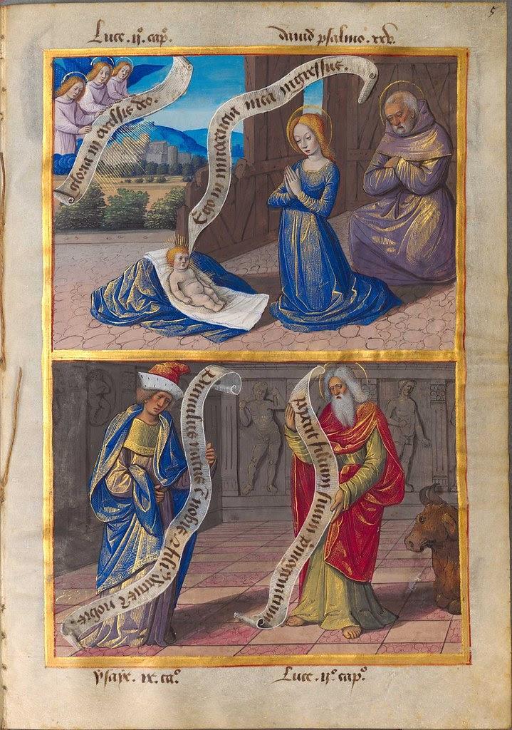 sibyllae et prophetae de Christo Salvatore vaticinantes i