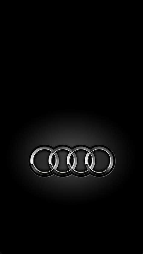 Audi Handylogo zum kostenlosem Download für Iphone