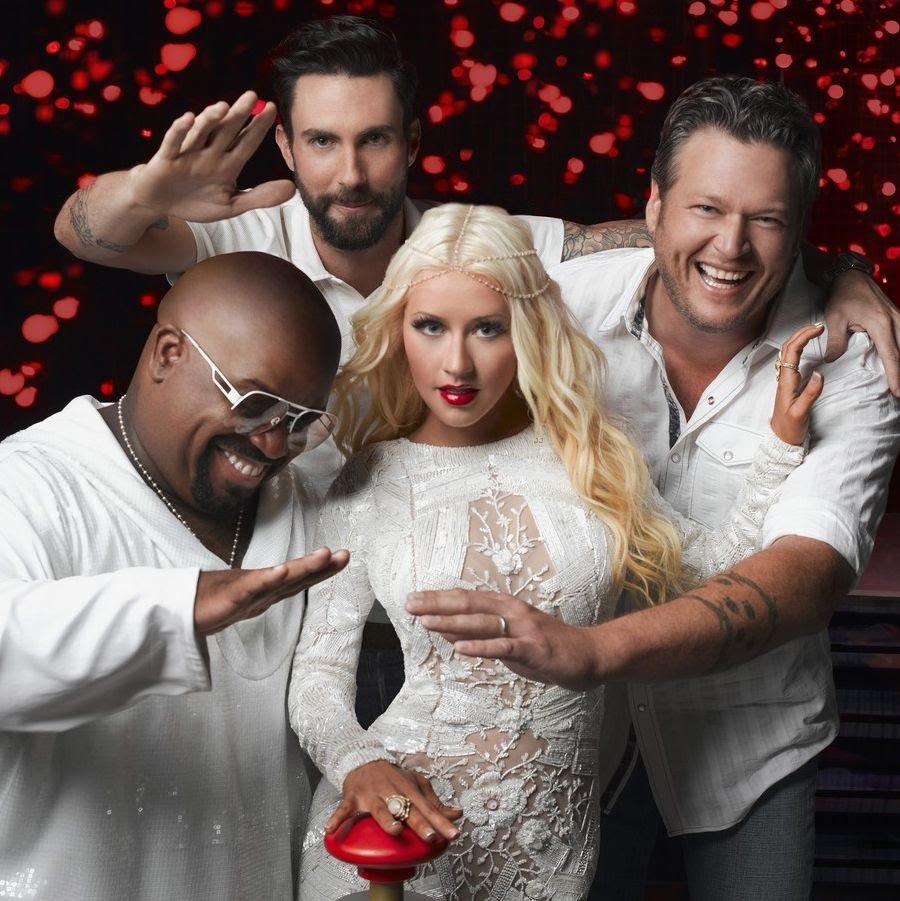 The Voice : Season 5 photo the-voice-coaches5.jpg