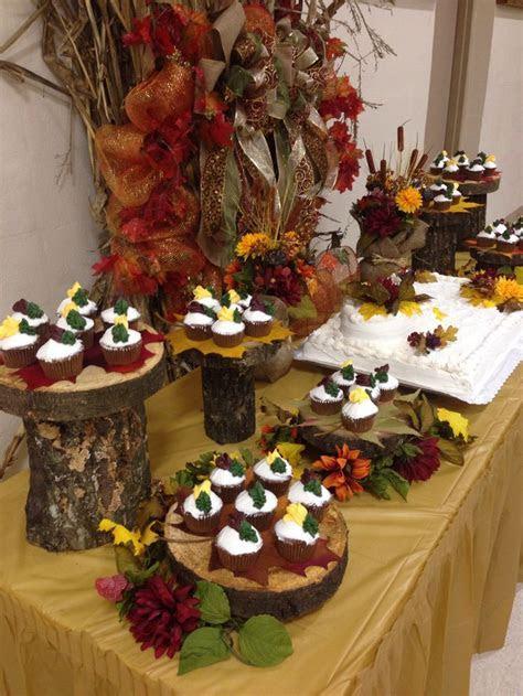 Fall Wedding Cake Table Decorating Ideas 107836   Fall Weddi