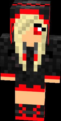 Minecraft Vampire Girl Skin Download Nyepi L