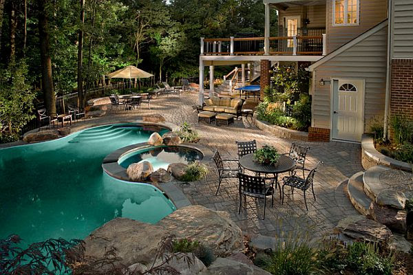 Diy Backyard Landscape Design Ideas
