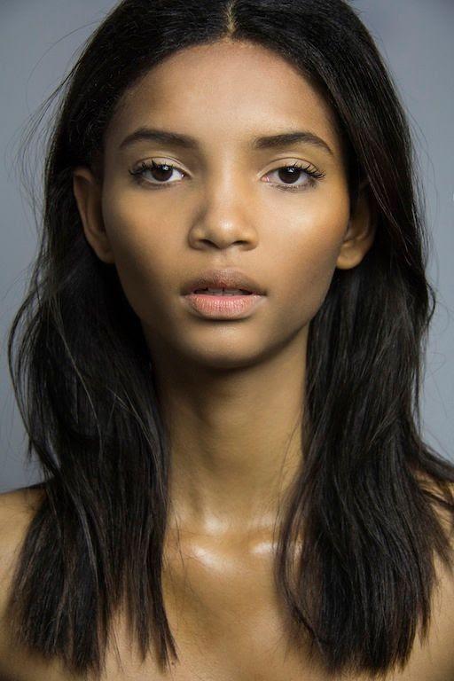Le Fashion Blog Brazilian Model Lenny Nunes Fresh Face Bold Brows Beauty Joy Management