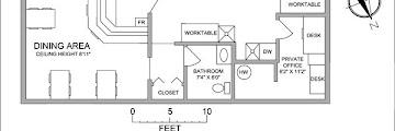 Small Restaurant Floor Plans