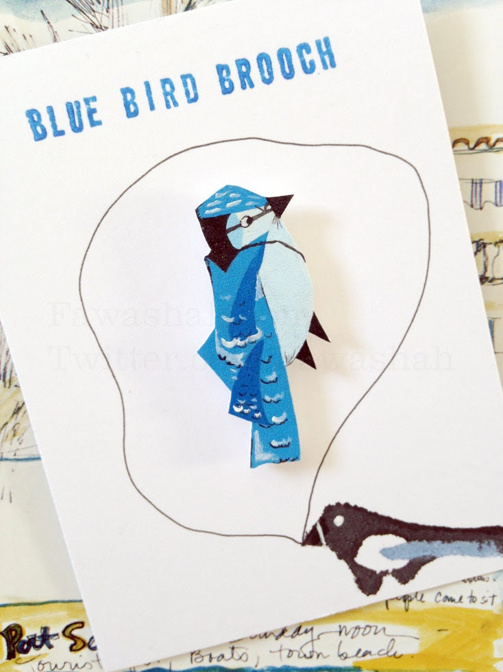 http://www.etsy.com/listing/170871748/blue-bird-brooch-handmade-animal-brooch?ref=related-1